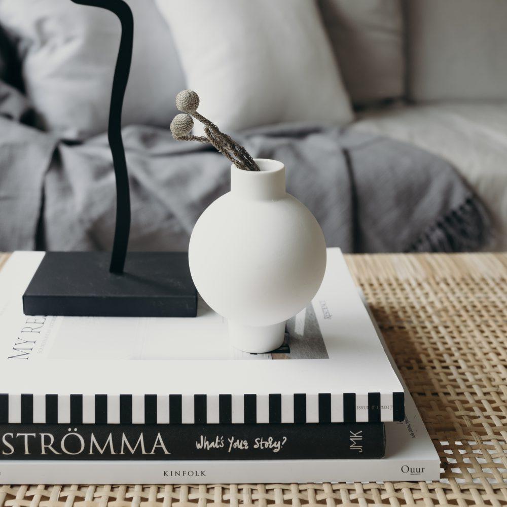 Vase Vik klein 9 × 9 × 12 cm