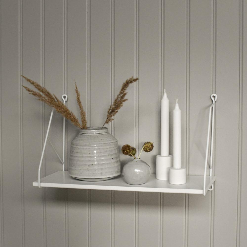Regal Halltorp weiß 50 × 20 × 28 cm
